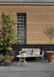 Vloerkleed Outdoor/Indoor  'Munin' Grijs