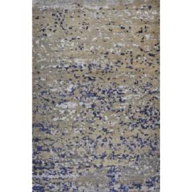 Vloerkleed VKW  Prestigieux 'Paisley' Himalaya Grijs/Blauw/Beige