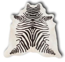 Koeienhuid Safari Collection Zebra 180x200cm