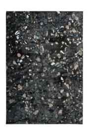 Vloerkleed VKW Elegance 'Greta Dots' Petrol