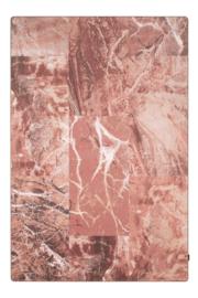 Vloerkleed Sense of Marble 'Marmer'  Rosa