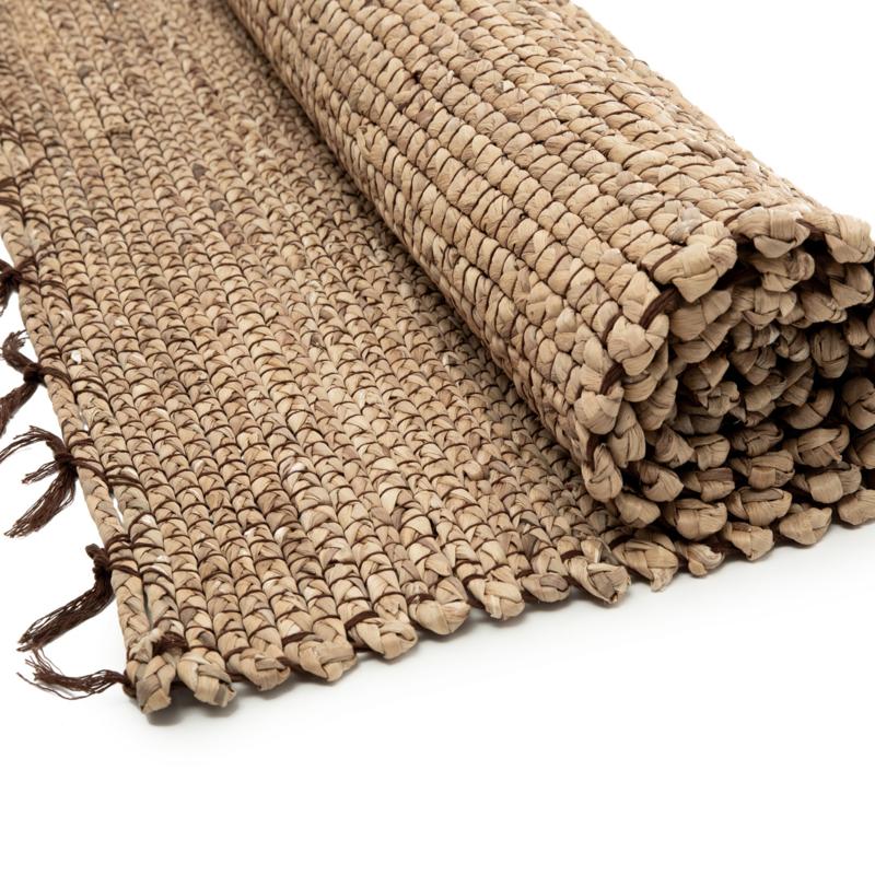 Vloerkleed Natuurlijk  'The Killing Field Carpet' Natural 260x180cm