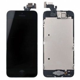iPhone 5 Complete LCD + Home Button + Parts