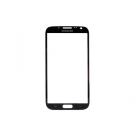 Samsung Galaxy Note 2 - N7100 Touch Glas (Zwart)