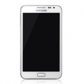 Samsung Galaxy Note I N7000 LCD (Wit)