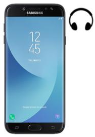Hoofdtelefoon aansluiting