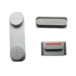 iPhone 5 Knopjes (Power,Volume,Vibrator Mute)