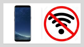 Slecht/ geen netwerk