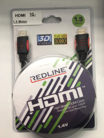 RedLine HDMI 1.5 meter