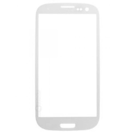Samsung Galaxy Note 2 - N7100 Touch Glas (Wit)