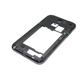 Samsung Galaxy Note 2 - N7100 Midden Frame (Zwart)