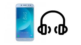 Earspeaker vervangen