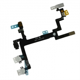 iPhone 5C On/Off Flex Reparatie