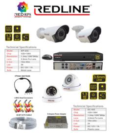 Redline Security Set 4C1