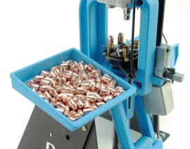 Dillon aluminium bullet tray