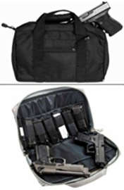 NCStar Discreet pistol case Grey