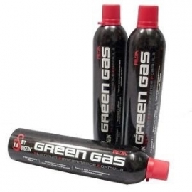 AIRSOFT SURGEON GREEN GAS 600ML