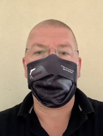non-medical face mask for competition shooters