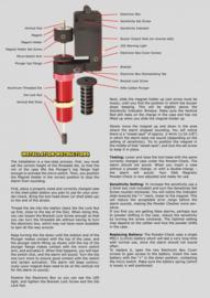 DAA magnetic powder check