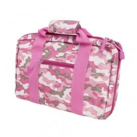 NCStar Discreet pistol case Pink camo