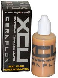 Target Custom Parts XCU racegun lubrication