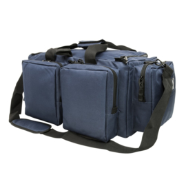 Expert Range Bag - Blue with Black Trim