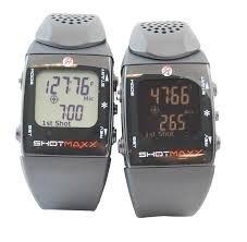 DAA Shotmaxx timer ( White display for indoor )