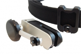 Race master/racer holster detachable belt hanger