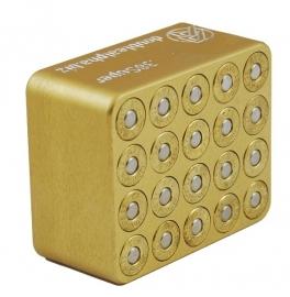 DAA golden 20-gauge .38 Super