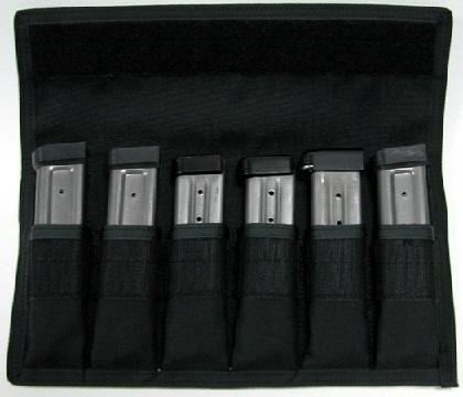 CED magazine storage pouche 6 pack