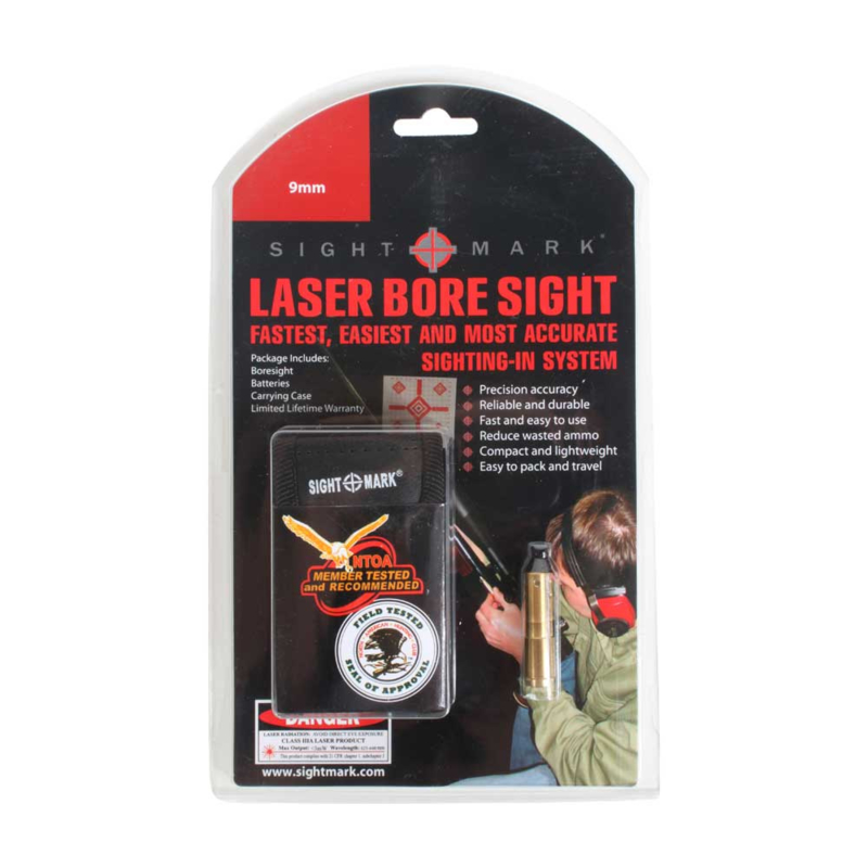 Laser boresight
