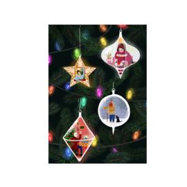 kerstkaart kerstgroet A5