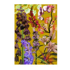 bloemen collectie (29x40cm)
