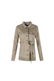 Jacket Ivon zand