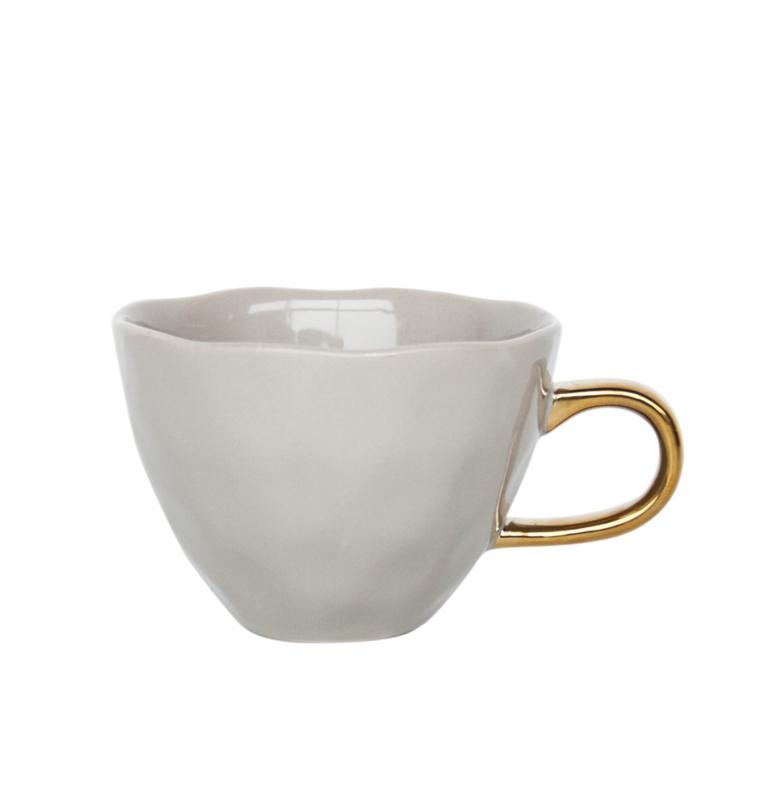 Goodmorning mug gray morn