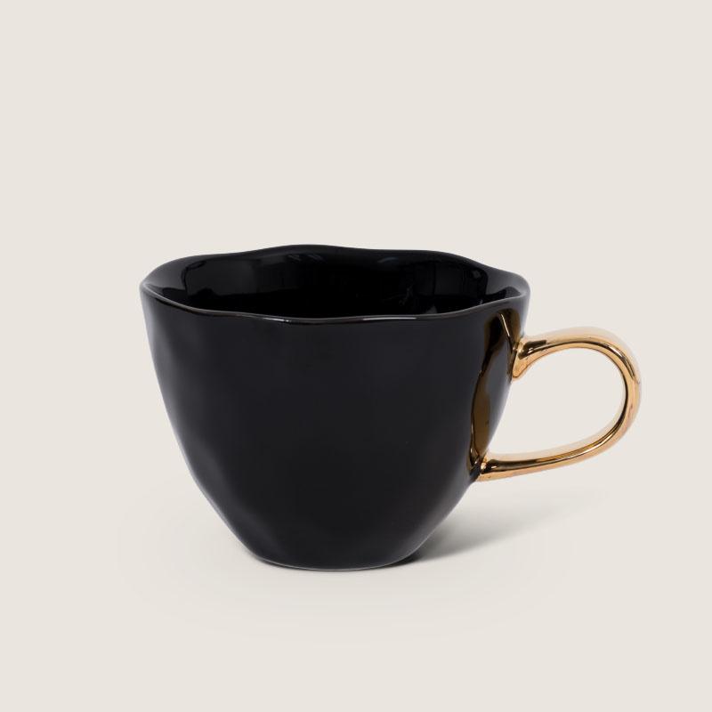 Goodmorning mug black