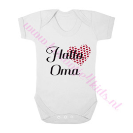Baby romper opa & oma