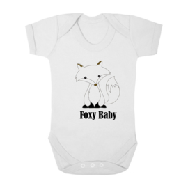 Baby romper foxy baby