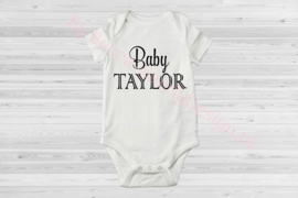 Baby romper Taylor