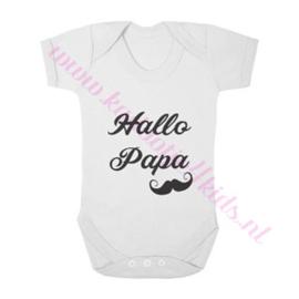 Baby rompertje Hallo papa