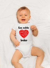 Baby romper een echte harte breker