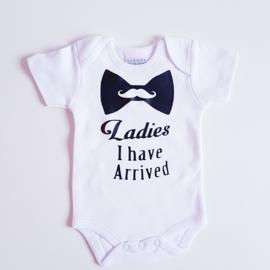 Baby geboorte aankondiging