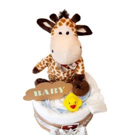 Luiertaart Girafje