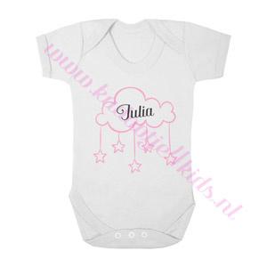Baby romper Wolkje Julia