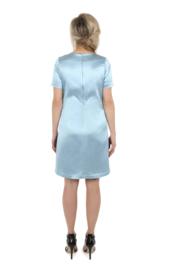 Haer Party 1 - A-lijn jurkje in licht blauw
