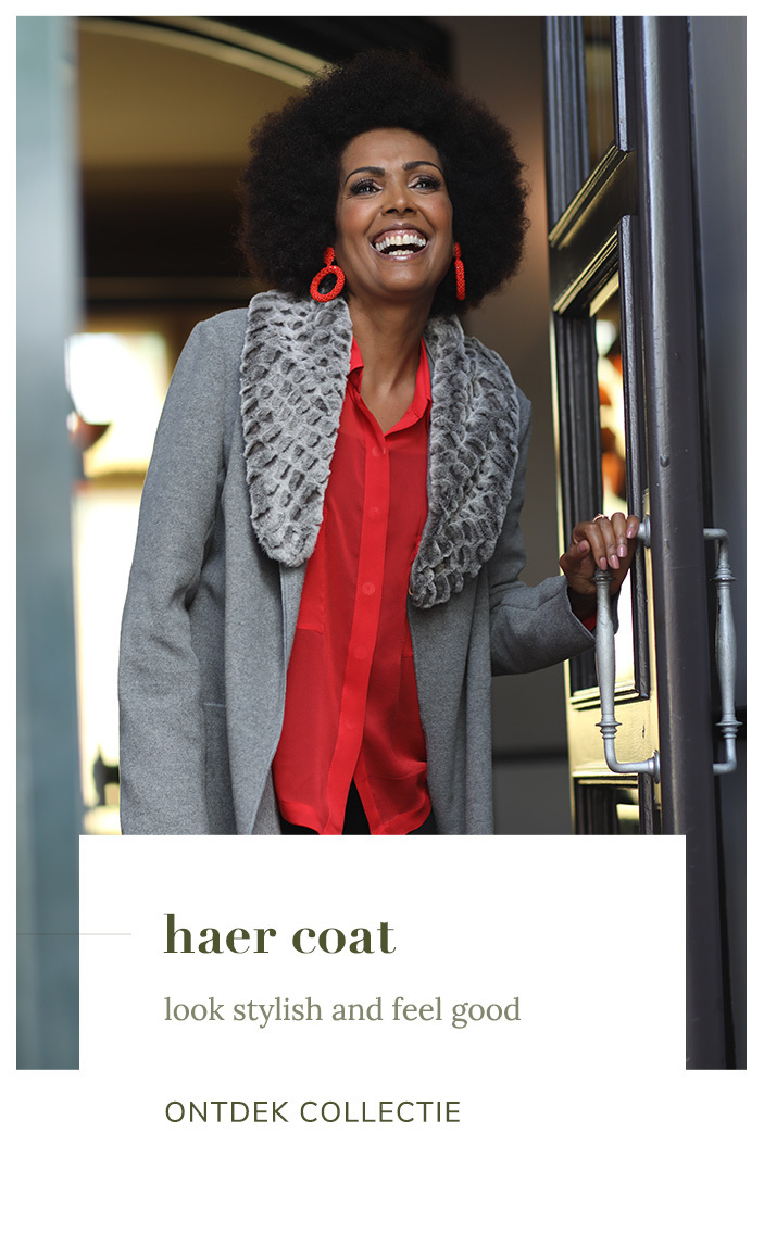 DRESSED by haer - haer coat
