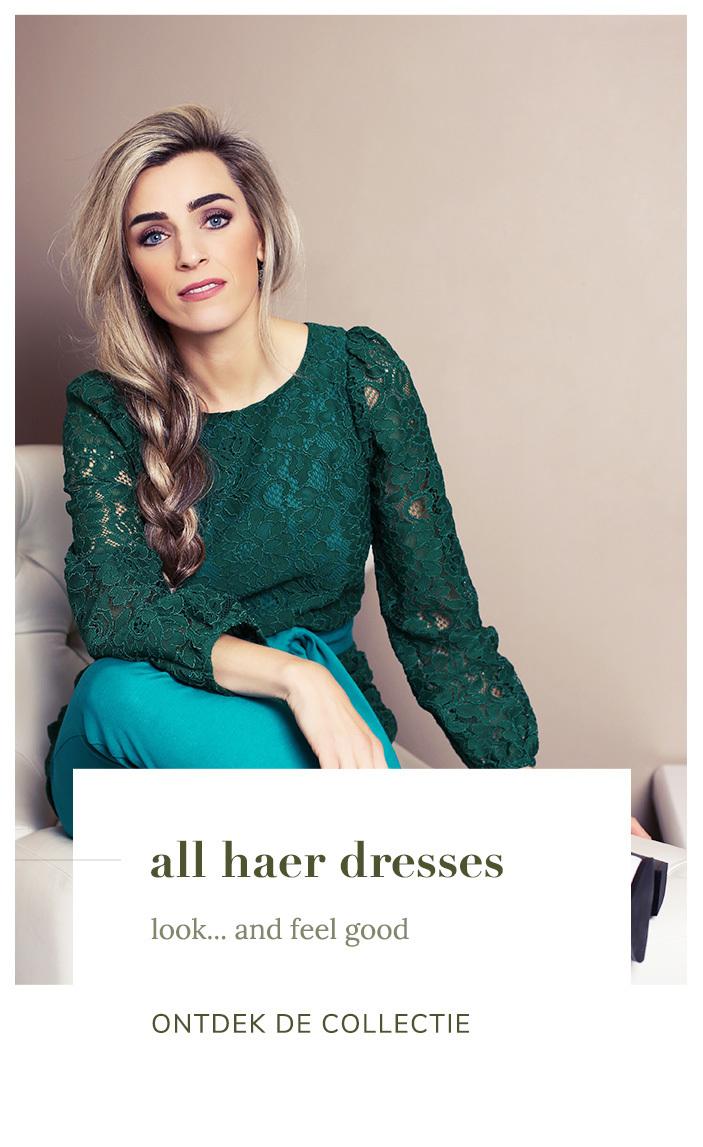 DRESSED by haer - all haer dresses