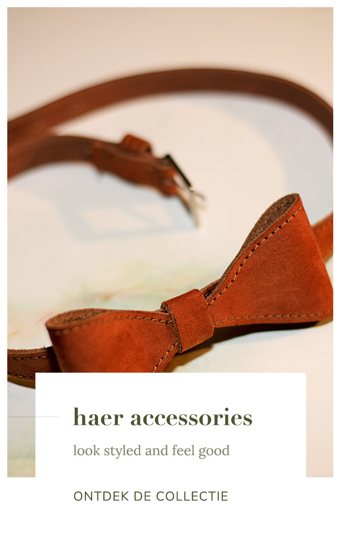 DRESSED by haer - haer accessories