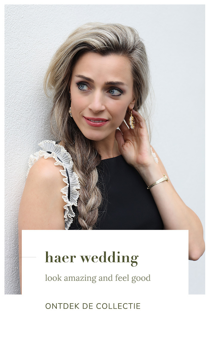 DRESSED by haer - haer wedding