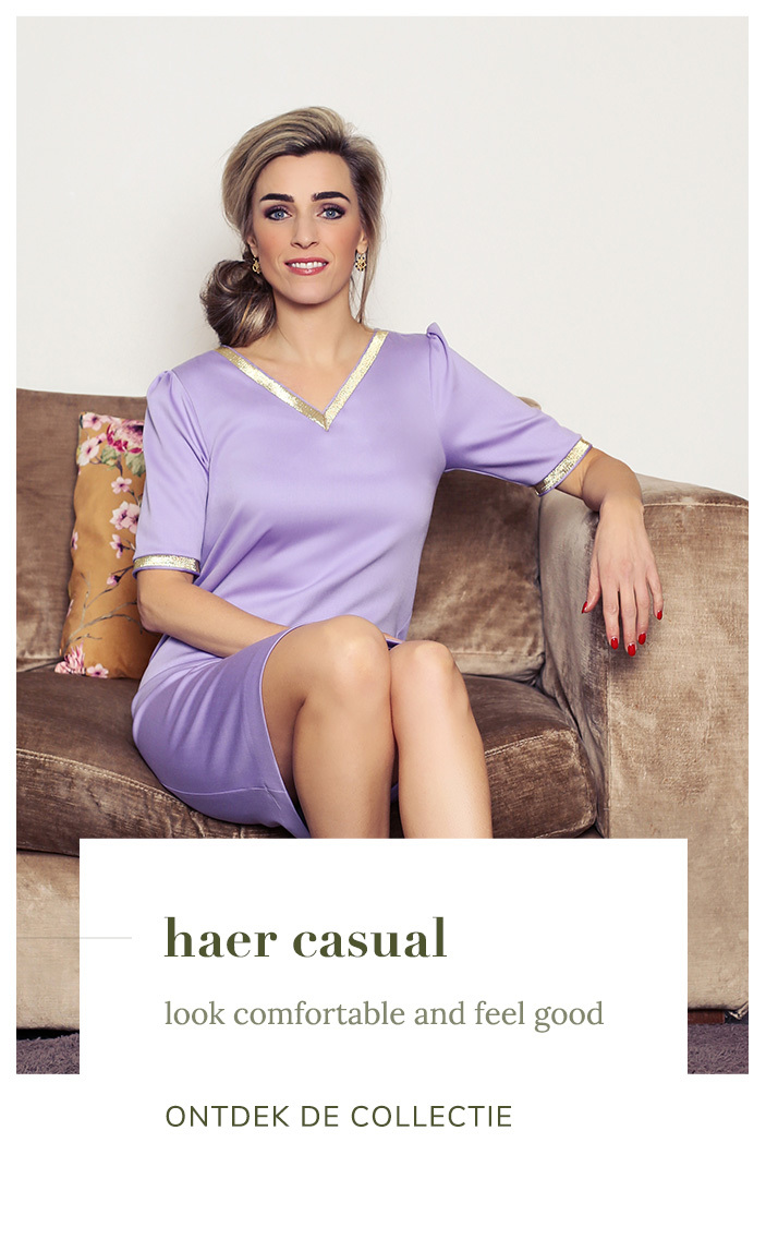 DRESSED by haer - haer casual